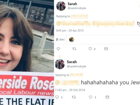 Labour councillor called someone 'typical Jew' in deleted tweet