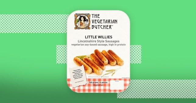 Tesco's little willies are £3