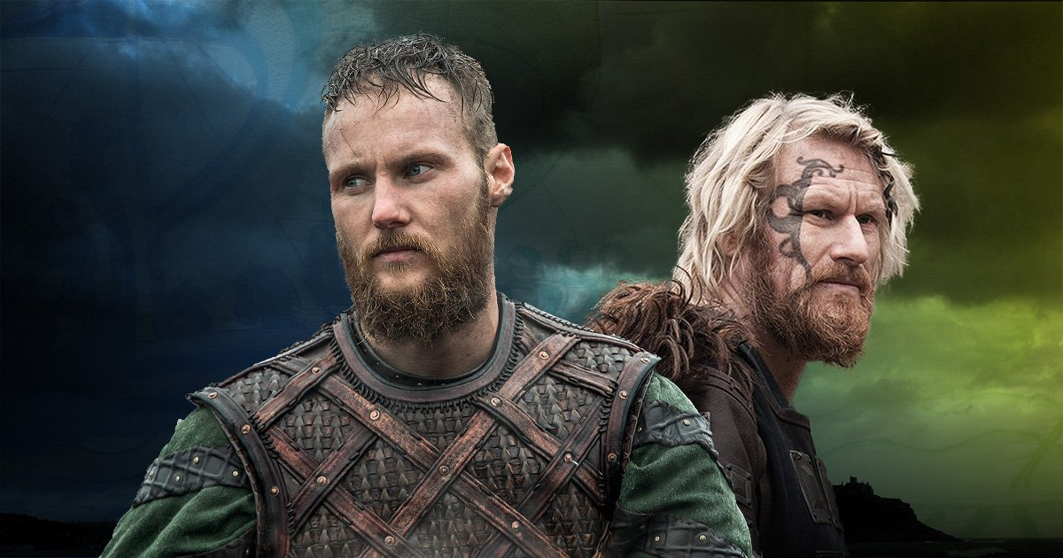 Vikings fan spots overlap with The Last Kingdom as historical characters appear in both shows