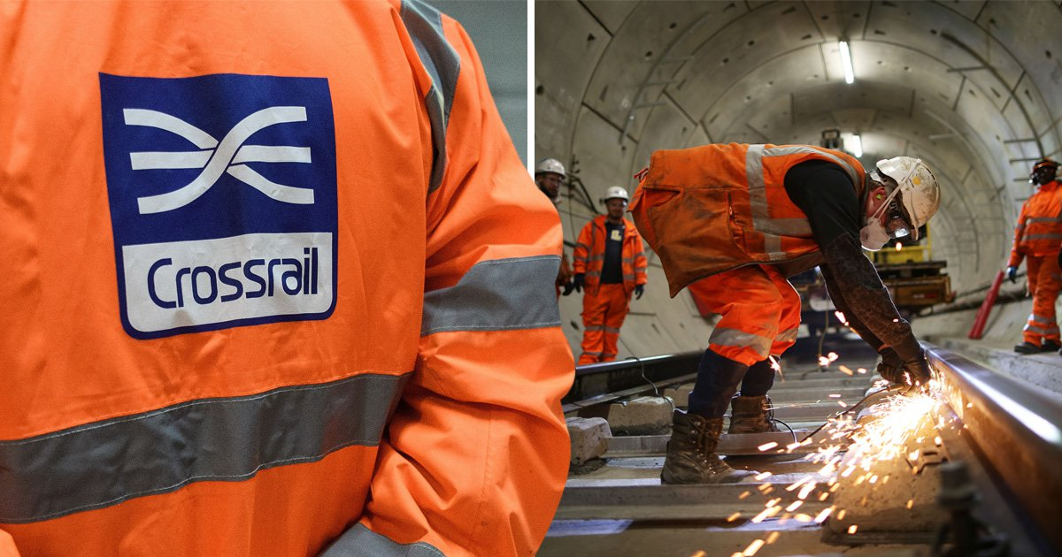 Crossrail pays technicians '£26million to practice' for the next two years