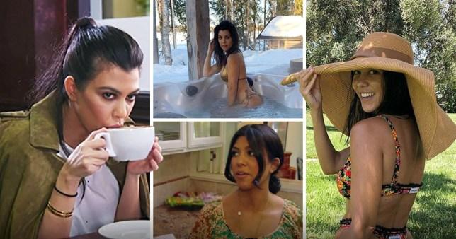 Kourtney Kardashian best moments