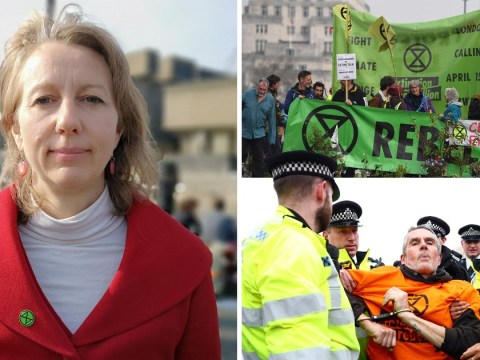Fractions appear as Extinction Rebellion have 'heated debate' about future action