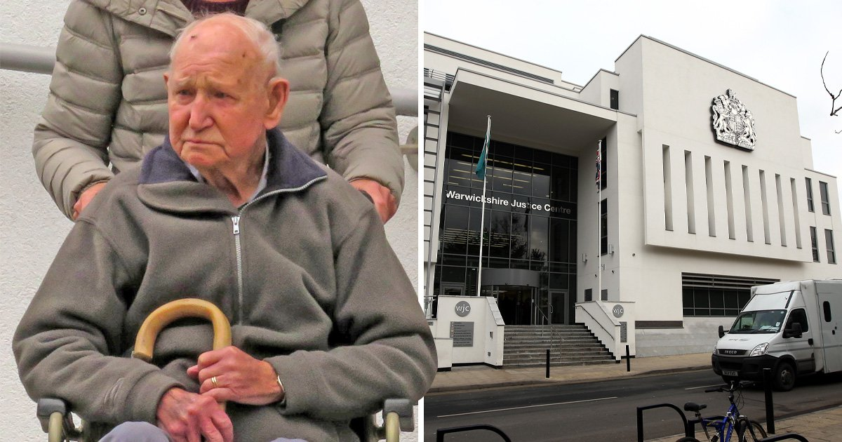 Paedophile, 97, to die behind bars for sex abuse on girl, 4