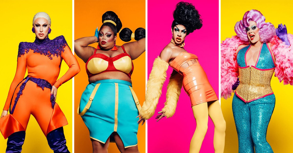 All the RuPaul's Drag Race queens ranked from meh to yaaaas after Snatch Game