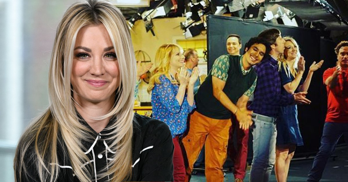 Kaley Cuoco shares behind-the-scenes photo of new The Big Bang Theory final season episode: 'Cue the tears'