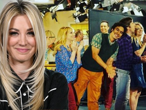 Kaley Cuoco admits she hasn't spoken to The Big Bang Theory cast since finale and we're crushed