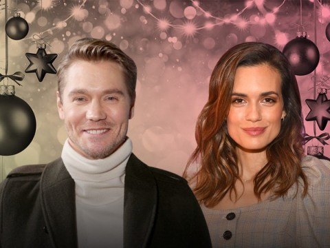 Chad Michael Murray reunites with One Tree Hill star for Hallmark Christmas movie