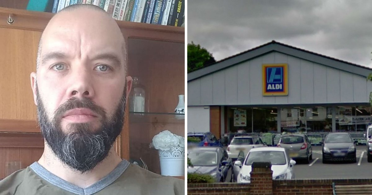 Aldi customer says staff assaulted him after he left box of cereal at checkout