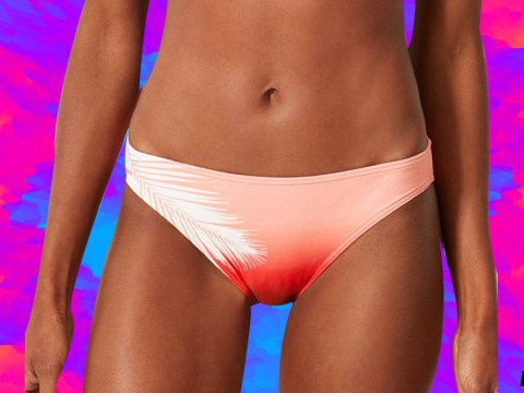 Unfortunate M&S bikini makes you look like you've had a period mishap