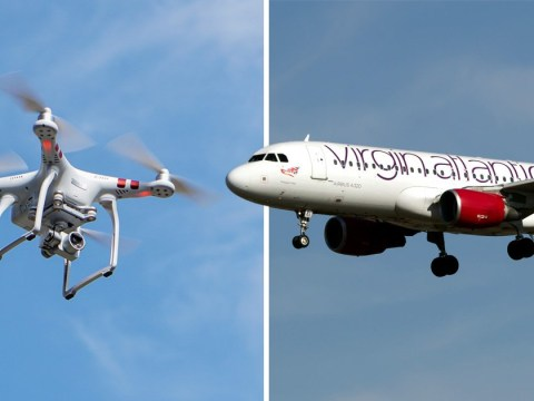 Virgin Atlantic plane almost hit by two drones flying near Heathrow