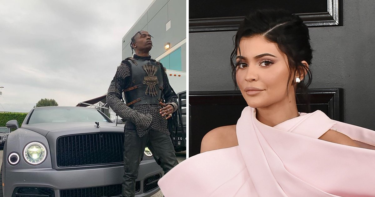 Kylie Jenner and Travis Scott flirting in Game Of Thrones language is too much: 'Protect my realm'
