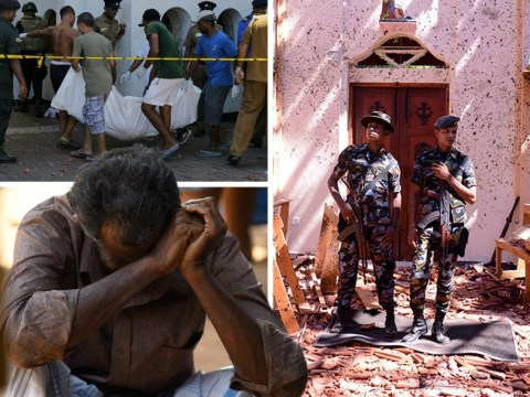Five British people among more than 200 killed in Sri Lanka explosions