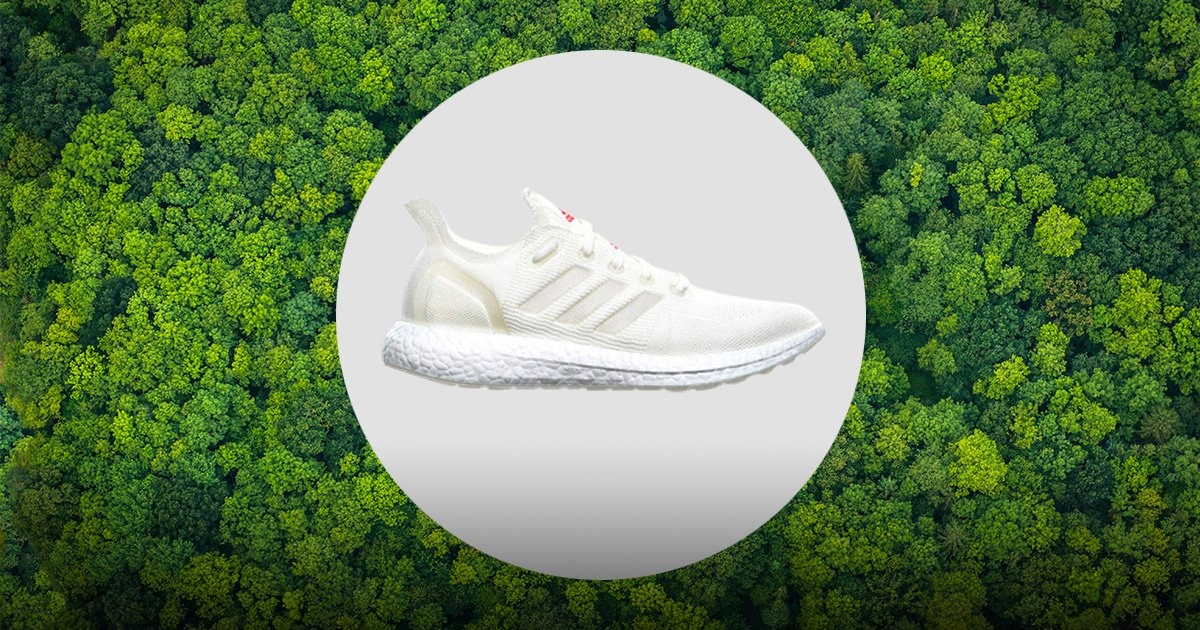 Adidas launches environmentally friendly 100% recyclable running shoes