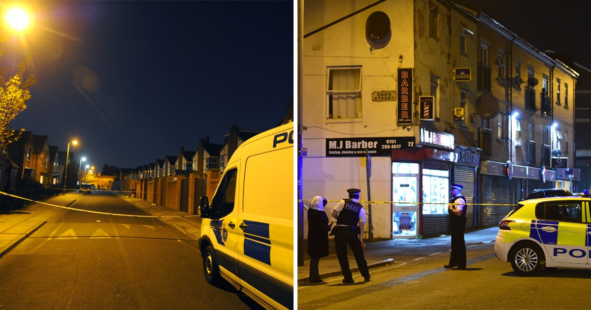 Boy, 14, in serious condition after being stabbed in the back