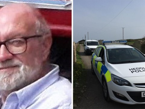 Manhunt launched as pensioner, 74, shot with crossbow remains in critical condition