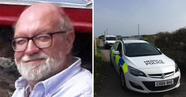 Pensioner shot with crossbow