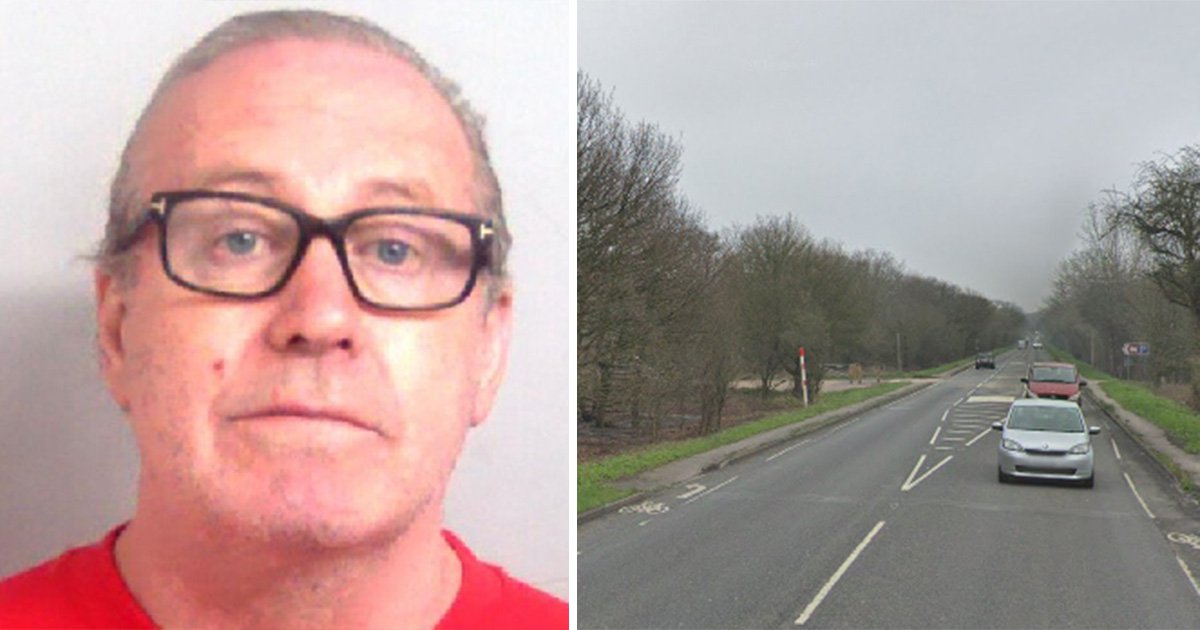 Flynn Prevost, 60, stabbed a fellow driver, 37, multiple times after he honked his horn at him on a road in Epping, Essex, last September.