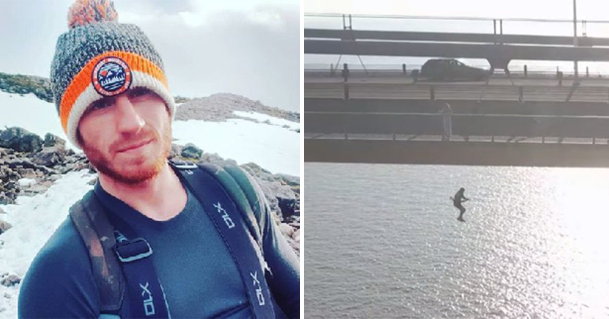 Man jumped off Humber Bridge in stunt to raise awareness of male suicide