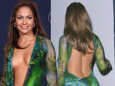 Jennifer Lopez reveals she almost didn't wear Versace dress that birthed Google Images