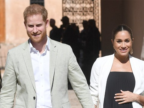 Meghan and Harry wish Happy 1st Birthday to nephew 'Louis'