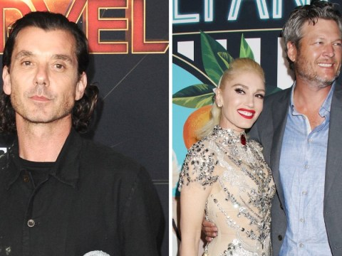 Gwen Stefani's ex Gavin Rossdale 'struggling with Blake Shelton's bond with their kids'