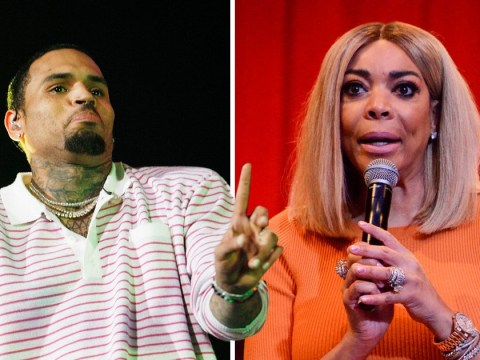 Chris Brown claps back at Wendy Williams after she 'shades' his Nicki Minaj tour