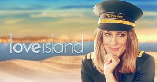 Love Island Caroline Flack