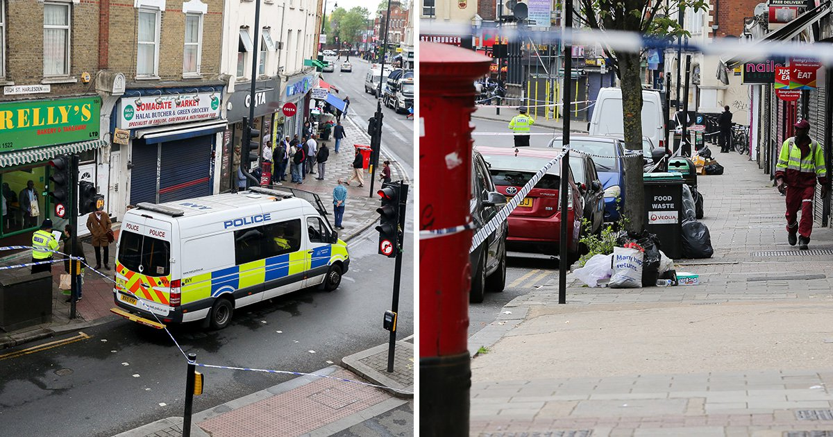 One man dead and another fighting for life after seven stabbings in seven hours