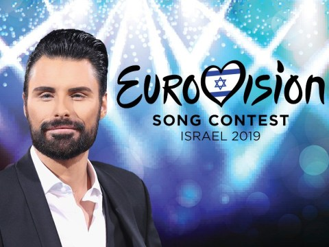Rylan Clark-Neal's dream comes true as he's set to read out UK votes at Eurovision