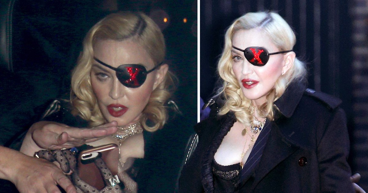 Madonna made Madame X album because she was 'depressed' and alone in Lisbon