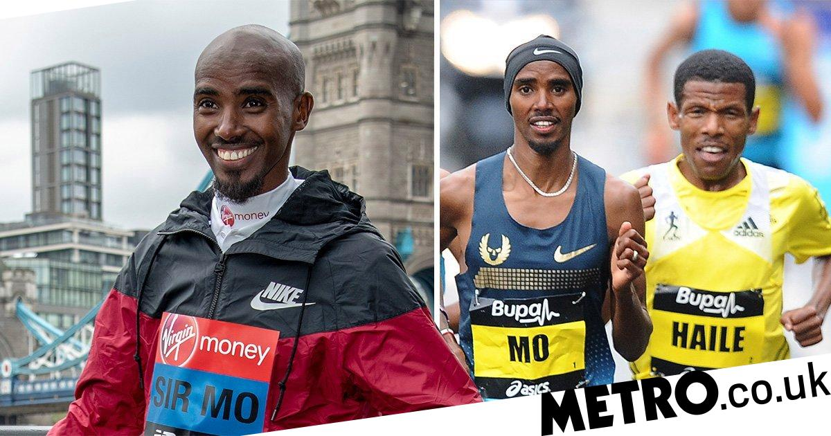 Mo Farah Gebrselassie row after '£2,600 stolen from Ethiopian hotel'