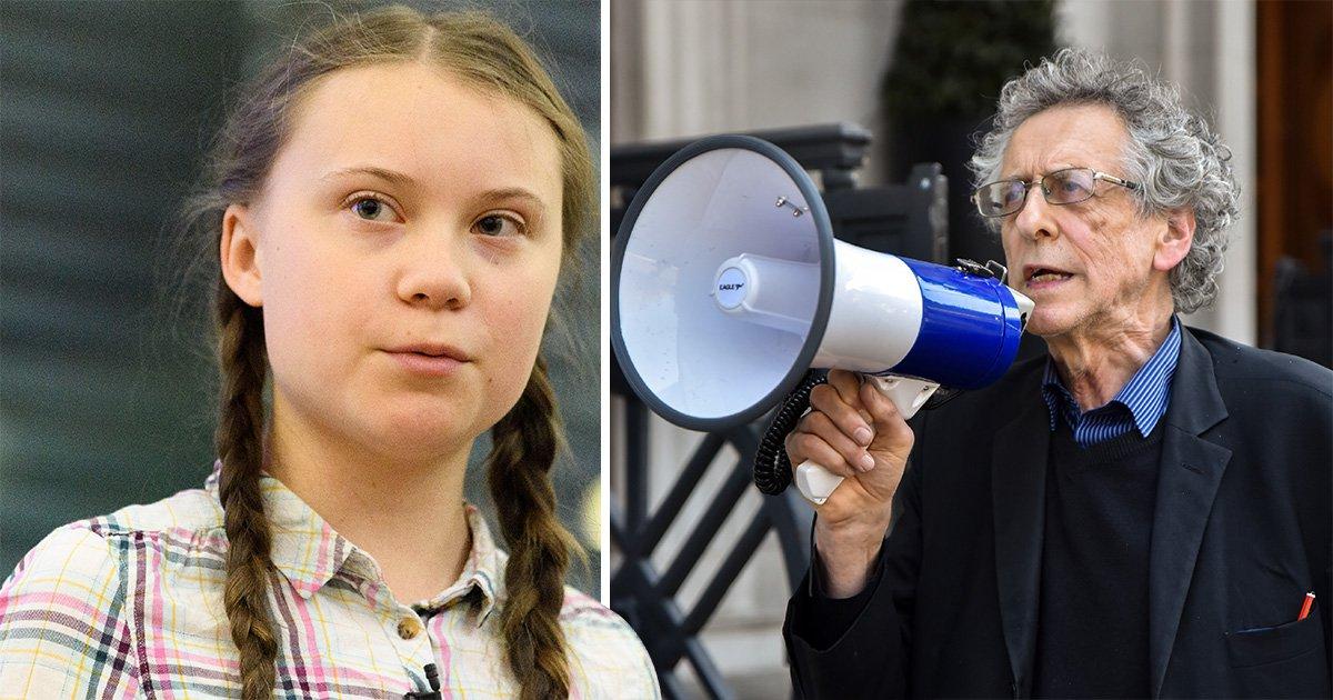 Greta Thunberg is an 'ignorant brainwashed child' says Jeremy Corbyn's brother