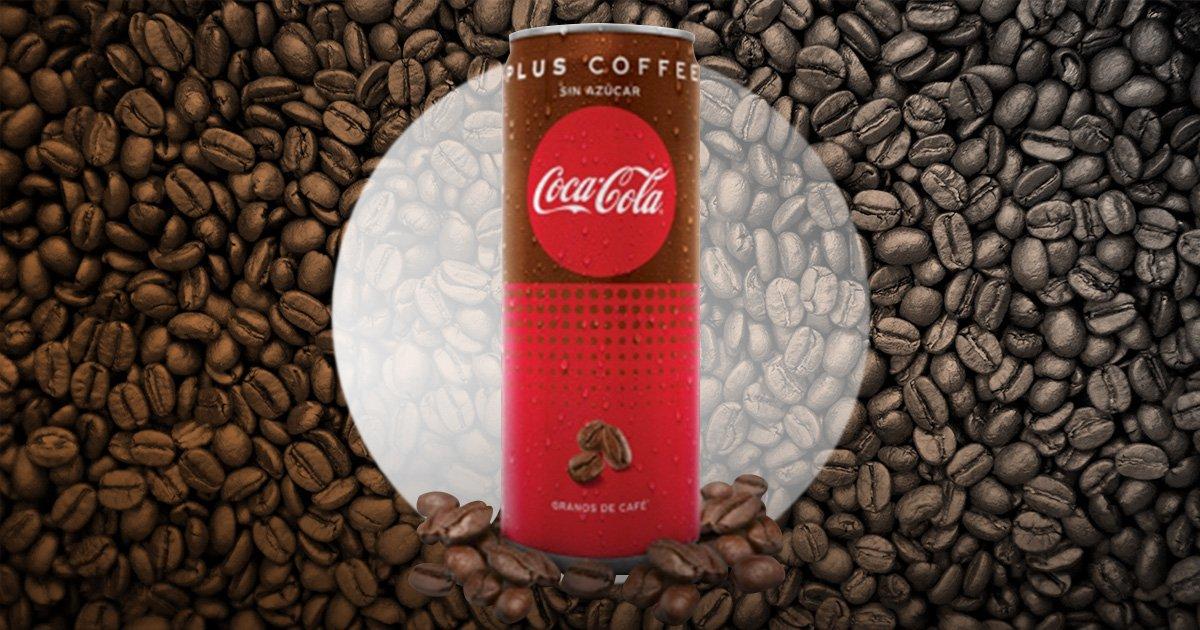 Coca Cola and coffee