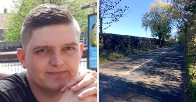 Jake Patchett was killed in the crash before finding out his girlfriend was expecting (Picture: BPM Media)