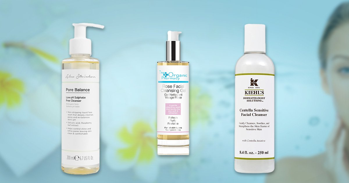 These are the best cleansers for every skin type according to Alessandra Steinherr