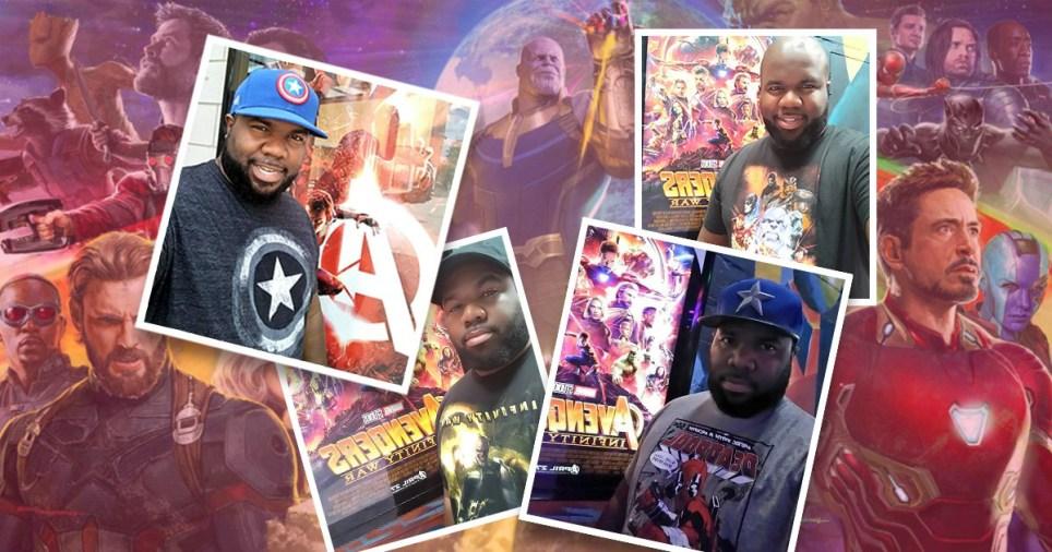 Avengers Infinity War superfan