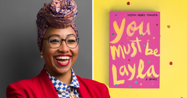 Yassmin Abdel-Magied, author of You Must Be Layla