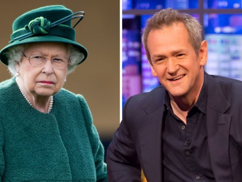 Alexander Armstrong perfectly sums up what it's like playing Pointless with the Queen: 'It was weird'