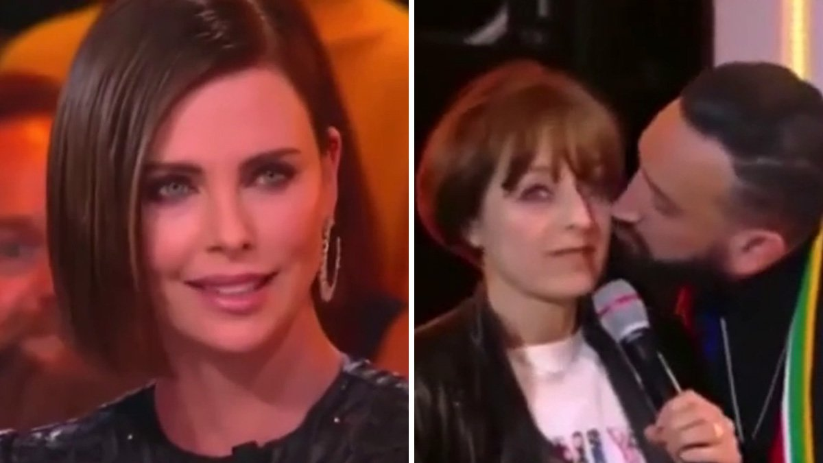 Charlize Theron snaps at French presenter for kissing her interpreter without consent: 'Maybe ask next time?'