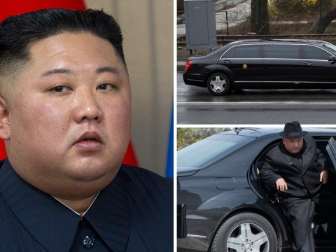 Mercedes has 'no idea' how Kim Jong-un got hold of illegal limousines