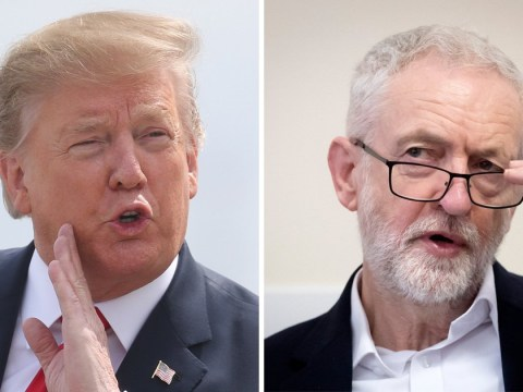 Jeremy Corbyn to attend and speak at protest against Donald Trump's UK state visit