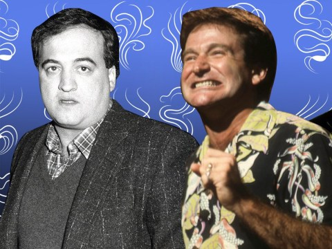 Robin Williams and Robert De Niro 'took cocaine with John Belushi in hours before his death'