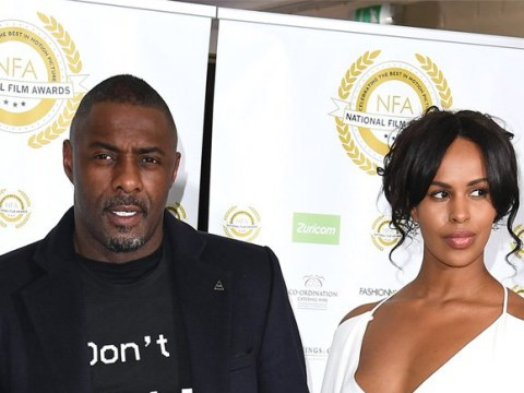 Idris Elba and Sabrina Dhowre 'receive £7,000 wedding gift from Prince Harry and Meghan Markle'