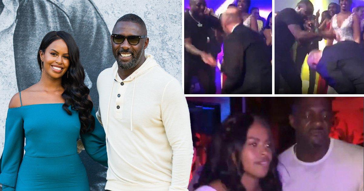 Idris Elba marries fiancee in three-day Moroccan wedding