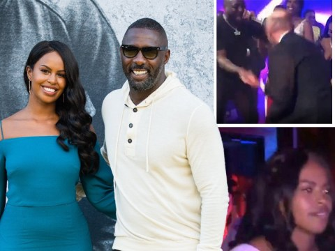 Inside Idris Elba and Sabrina Dhowre's three-day wedding: Christian Louboutin twerks, Vogue editor drums and couple rap to Stormzy