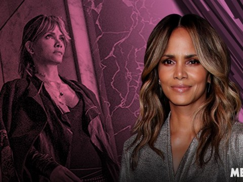 Halle Berry broke three ribs in John Wick 3 rehearsals but says injuries are a 'badge of honour'