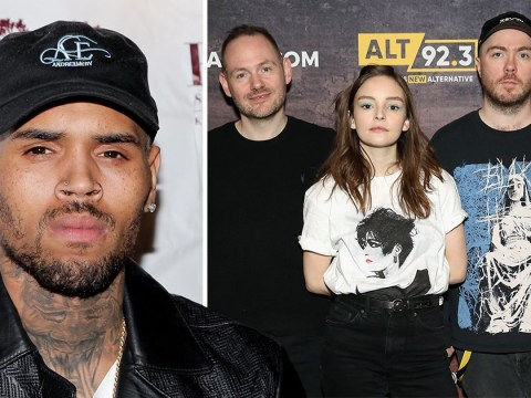 Chvrches receiving death threats after criticising Marshmello for working with Chris Brown