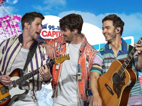 The Jonas Brothers set to play first UK show in nearly 10 years at Capital's Summertime Ball