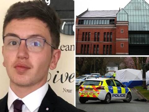 Teenager denies murdering grammar school pupil Yousef Makki