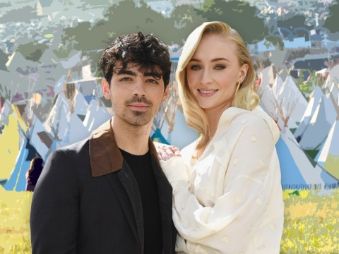 Game Of Thrones' Sophie Turner and Joe Jonas throwing 'Glastonbury-style festival' on wedding weekend